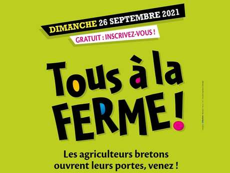 Tous à la ferme - chez Jérémy Fillon