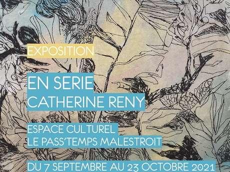 """Dévernissage de l'exposition """"En série"""" de Catherine Reny"""