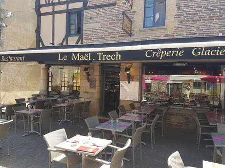 Crêperie restaurant Maël Trech