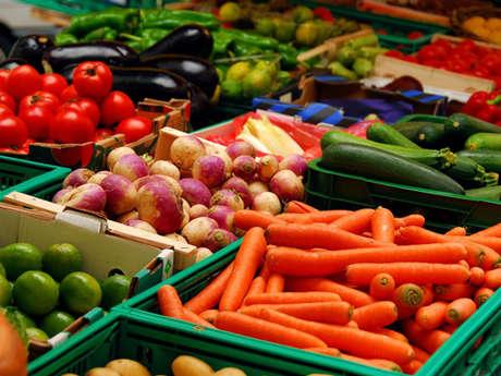 QUINARD Marie-Claire - Fruits et légumes - Vente directe