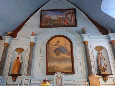 Journées Européennes du Patrimoine - La chapelle Sainte-Catherine