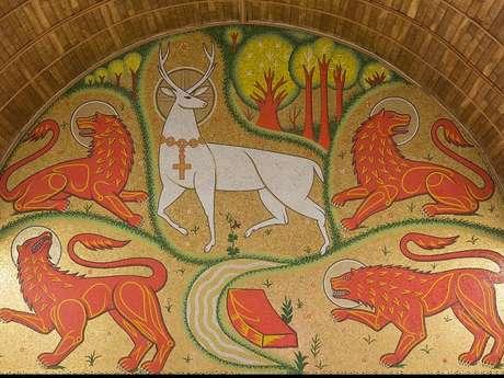 Visite symbolique de l'église du Graal - Octobre