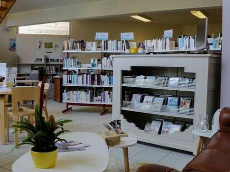 Chasse au trésor - Bibliothèque