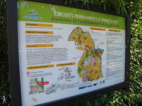 Parcours d'orientation du Roc Saint-André