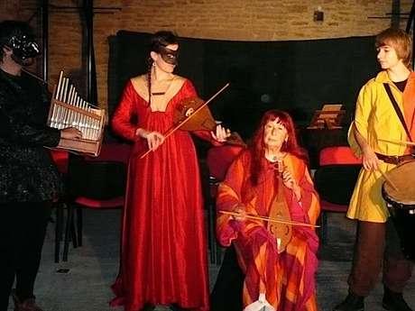 Concert STINGO ! Musique des mondes celtiques