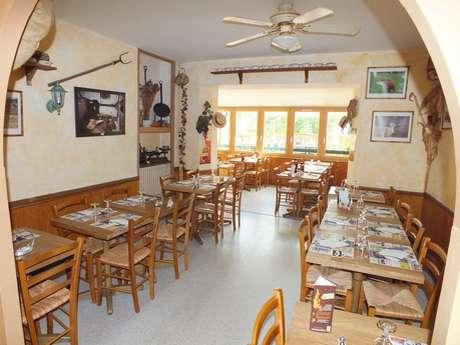 Crêperie-restaurant La Sarrazine