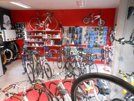 Location de vélos - Cy'Glon - Saint-Congard