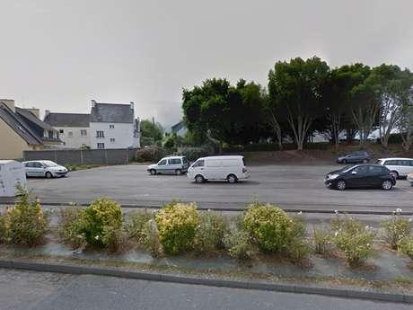 Douarnenez - Parking près du E.Leclerc