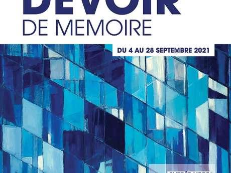 Exposition des toiles de Jean-Marie Zacchi - Devoir de Mémoire