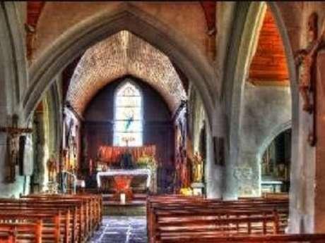 Journées Européennes du Patrimoine - Eglise Notre Dame de Lys