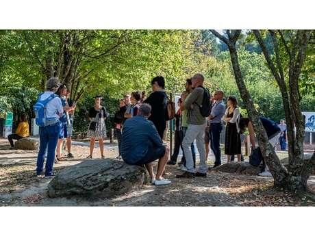 Visite guidée du Festival Photo La Gacilly