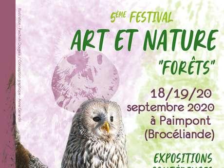 """Festival Art et Nature """"Forêts"""""""