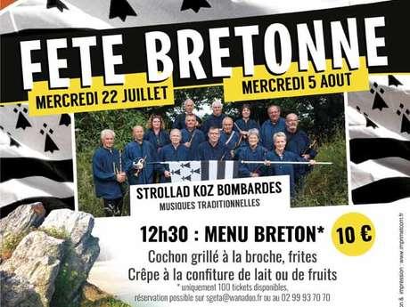 Fête bretonne à La Ferme du Monde