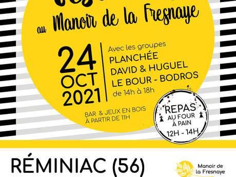Fest - Deiz au Manoir de La Fresnaye