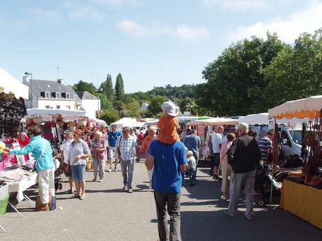 Marché hebdomadaire de La Forêt-Fouesnant