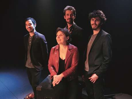 Arth Maël : Annie Ebrel quartet