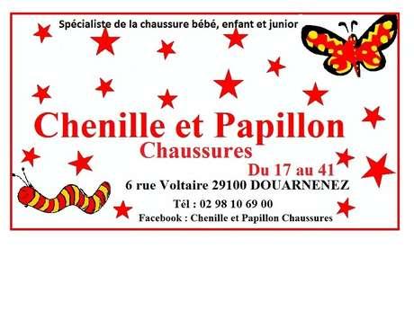 Chenille et Papillon - Chaussures