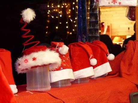 Marché de Noël à Campénéac