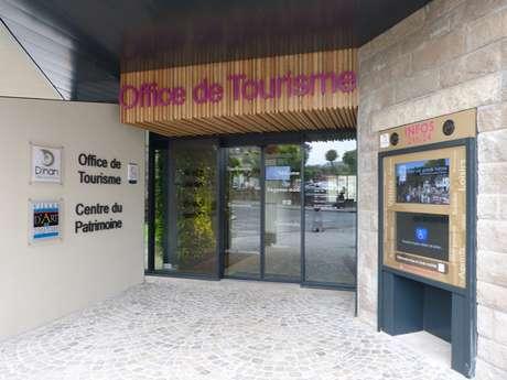 Bureau d'information touristique de Dinan