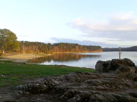 Le lac de Trémelin