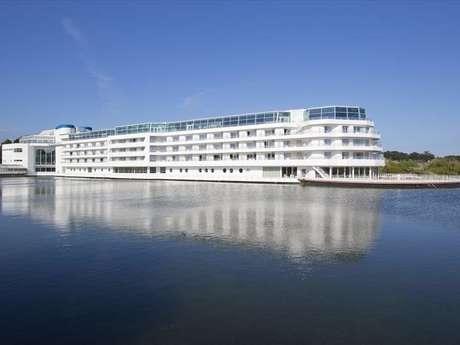 Le Miramar La Cigale Hôtel Thalasso & Spa à Arzon-Port du Crouesty