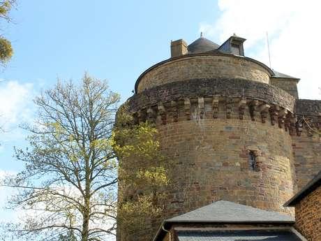 La tour du Papegault
