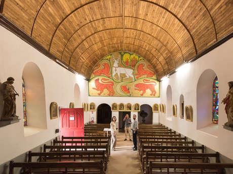 Marche des 4 saisons et Messe à l'église du Graal
