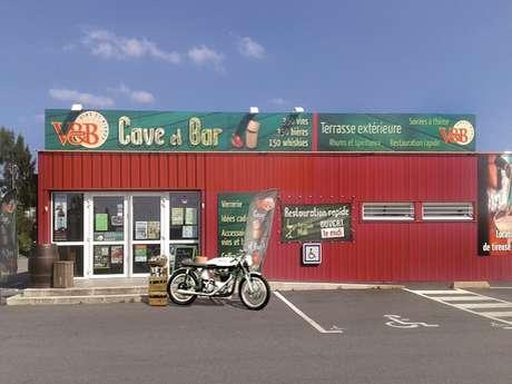 Bar-restaurant V&B