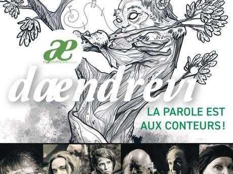 Week-end des Editions Daendrevi à Paimpont : rencontres, dédicaces, balade contée...