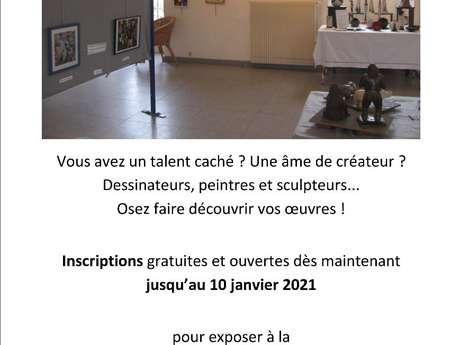 Exposition Biennale des artistes amateurs