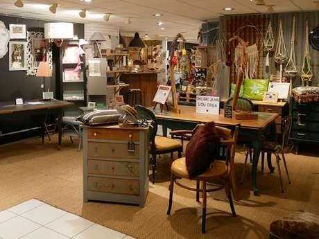L'Atelier : boutique des cré'acteurs