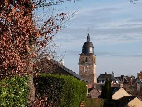 Circuit du bourg de Bréal - n°143
