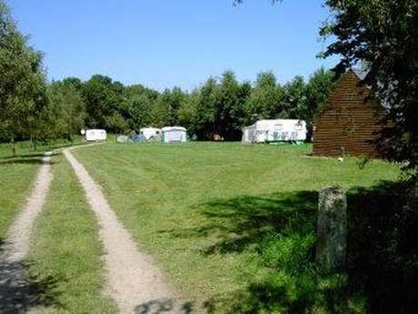Aire naturelle de camping La ferme du Syet