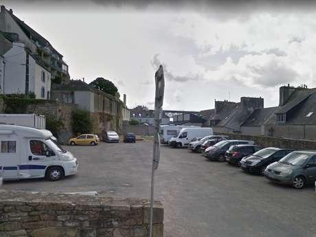 Douarnenez - Parking Jean Barré