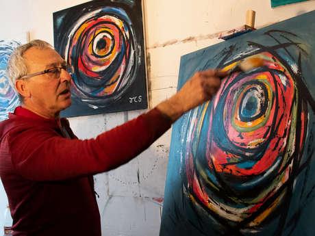 Jean-Charles Sadrant-Artiste peintre