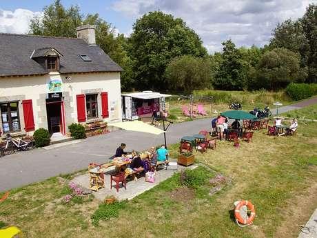 Animation - massage AMMA à la maison éclusière n°38 Le Rouvray