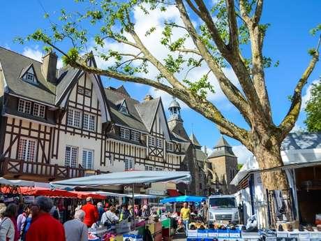 Le Grand Marché de Saint-Brieuc