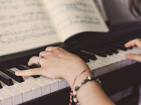 Journée du Patrimoine - concert de piano