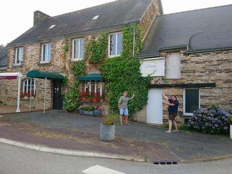Restaurant Le Vieux Lierre