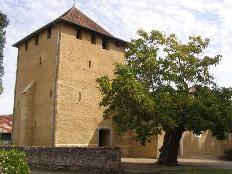 Eglise fortifiée de Saint-Martin-d'Oney