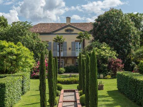 Château de Marrast et son jardin remarquable
