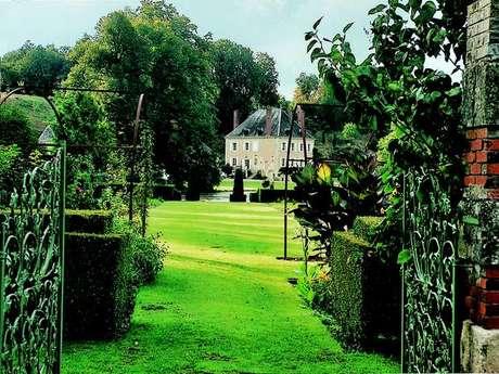 Marché aux plantes et produits du terroir au Jardin du Plessis Sasnières