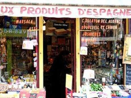 Aux Produits d'Espagne - Andrès Bernat
