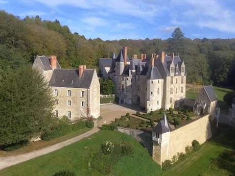 Concert de l'Orchestre départemental d'Harmonie de la Sarthe à Bessé-sur-Braye