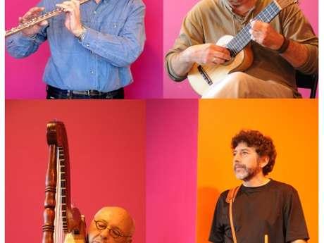 Concert : chants et musiques d'Amérique Latine