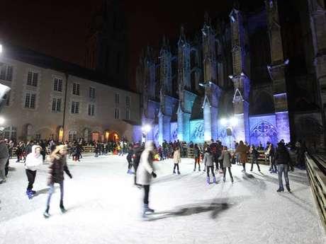 Abbaye on Ice - Noël à Vendôme