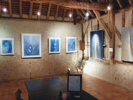 Exposition : l'Art et le jardin à Vallée de Ronsard