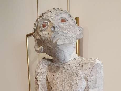 """Exposition """"Louis Leygue, L'espace de l'œuvre""""  à Vendôme"""