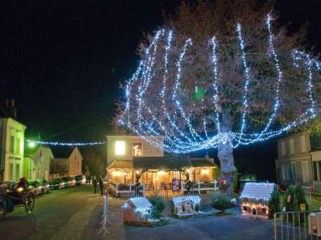 Marché de Noël à Lavardin