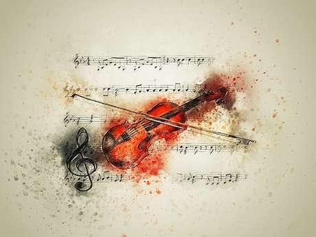 """Concert """"Trio clapicello"""" à Vendôme"""